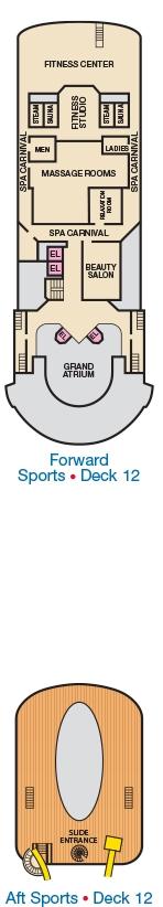Deck 12 - Sports